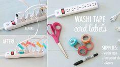 Rangement câbles électriques Dremel 3000, Barbie Doll House, Barbie Dolls, Masking Tape, Washi Tape, Living Styles, Diy Cleaning Products, Diy Organization, Clean House