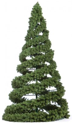 trendy christmas tree diy ideas pop up Spiral Christmas Tree, Wall Christmas Tree, Diy Christmas Tree, Christmas Design, Outdoor Christmas, Xmas Tree, Christmas 2019, Christmas Lights, Christmas Crafts For Adults