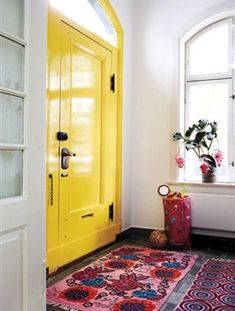 Interieurtrend: Yellow - Residence