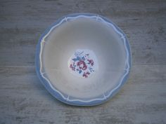 Vintage French great salad bowl Digoin//Nina by TheAtticOfFrance, $52.00
