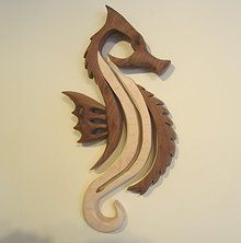 Anglers Edge Salty Art | Exotic Wood Art
