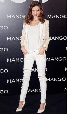 Miranda Kerr Reveals Her 7 Surprising Style Obsessions via @WhoWhatWear