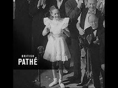 ▶ Julie Andrews (Aged 13) Sings for King George VI in 1948 [HD] - YouTube