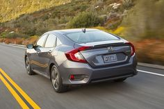 2016 Honda Civic 1.5T 4-Door Touring Review