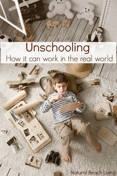 "Unschooling and How it can Look in the Real World, Letting go of the ""Norm"" and trusting your kids interests to guide you on a homeschool journey."