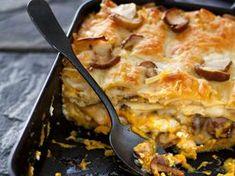 Lasagnes aux cèpes et potimarron : découvrez les recettes de cuisine de Femme Actuelle Le MAG