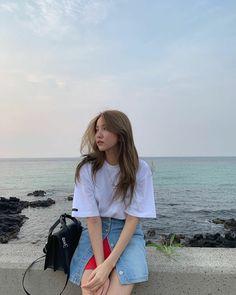 Extended Play, South Korean Girls, Korean Girl Groups, Japonese Girl, Gfriend Sowon, Ginger Girls, G Friend, Blue Aesthetic, Ulzzang Girl