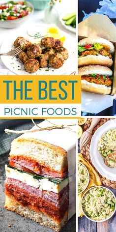 Pack the perfect picnic with picnic essentials and the best picnic foods! From simple sandwiches to homemade pasta salad, these simple picnic food ideas are just what you need for a fun day outside. Picnic Menu, Picnic Dinner, Picnic Ideas, Picnic Recipes, Picnic Parties, Beach Picnic, Kids Picnic, Family Picnic, Picnic Time