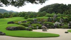 Adachi Museum Garden, Yasugi, Japan