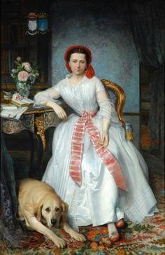 Josephine (Mrs John ) Bowes co founder of the incredible Bowes Museum,Barnard Castle, Co Durham,UK