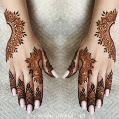 Modern Henna Designs, Henna Art Designs, Mehndi Designs For Girls, Stylish Mehndi Designs, Dulhan Mehndi Designs, Mehndi Design Pictures, Mehndi Designs For Fingers, Beautiful Henna Designs, Latest Mehndi Designs