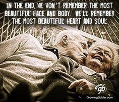 Growing old together. 15 years and counting. Great Quotes, Quotes To Live By, Me Quotes, Motivational Quotes, Inspirational Quotes, Remember Quotes, Happy Quotes, Old People Quotes, True Beauty Quotes