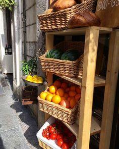 If it's too hotcome to #labotteghetta we have fresh fruits&veggies!