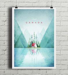 Canada - plakat