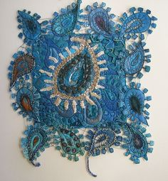 Paisley, very cool.