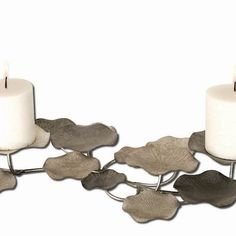 The Uttermost Company Lying Lotus, Candleholder