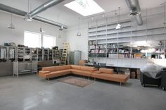 Artist Live/Work Studio in Clinton Hill by BWArchitects