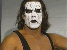 Sting Sting Wcw, World Championship Wrestling, Hulk Hogan, Randy Orton, Undertaker, Monday Night, Wwe Wrestlers, Professional Wrestling, Nebraska