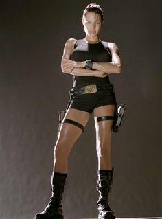 Angelina Jolie...Lara Croft Tomb Raider