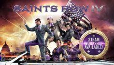 Saints Row IV - Lancement du Steam Workshop - La série Saints Row, c'est la liberté de jouer comme vous le voulez, et nous franchissons aujourd'hui une nouvelle étape avec le lancement du Steam Workshop pour Saints Row IV. Il n'a jamais été...