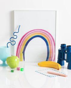 Art Prints Online, Rainbow Shop, Dream Art, Frame It, True Colors, Rainbow Colors, Giclee Print, Forests, Museum