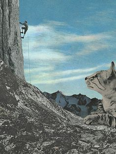 The Waiting Game - collage 2013