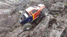 Blackwidow 🕷 ** VP Portal Crawling on Extremely difficult Rocks. Trx, Black Widow, Portal, Jeep, Remote, Rocks, Nature, Inspiration, Biblical Inspiration