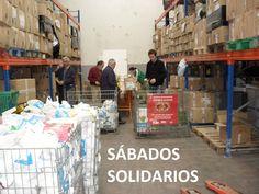 Sábados Solidarios en el Banco de Alimentos de Asturias (www.bancaliasturias.org)