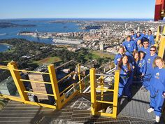 Sydney Skywalk experience gives you the best views of the city and that amazing harbour.