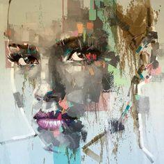 Vincent Van Gogh – Buy Abstract Art Right Abstract Portrait Painting, Figure Painting, Painting & Drawing, Pop Art, L'art Du Portrait, Art Visage, Urbane Kunst, Frida Art, Art Et Illustration