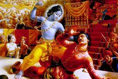Lord Krishna Wallpapers - Bhakti Time