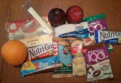 weight watchers snacks