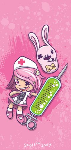 Little Nurse by cronobreaker