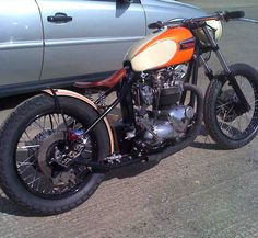 Triumph, the best motorcycle in the world Triumph Bikes, Bobber Bikes, Bobber Motorcycle, Cool Motorcycles, Motorcycle Style, Triumph Motorcycles, Indian Motorcycles, Motorcycle Quotes, Motorcycle Design