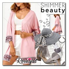 """""""Summer beauty. 58"""" by merima-k ❤ liked on Polyvore"""