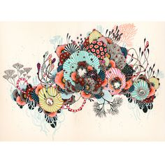 Yellena James - Gallery... another wonderful artist... I could get lost in her drawings.  True Love.