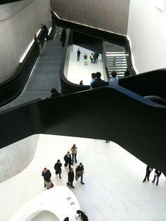 Maxxi, Roma Zaha Hadid Architects