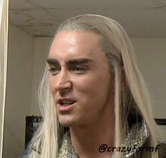 The many faces of Elvenking Thranduil. #myedit #mygifs