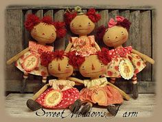 "New ""Love"" dollies pattern"