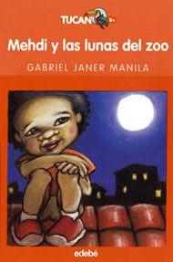 +9 Mehdi y las lunas del zoo. Gabriel Janer Manila
