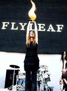Lacey Mosley - Flyleaf