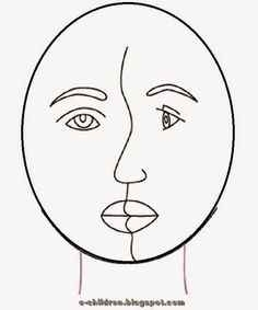 Okulöncesi Ünlü Ressamlar Eserleri ve Boyama Sayfaları Picasso Cubism, Cubism Art, Pablo Picasso, Artist Party Ideas, September Art, Picasso Portraits, Montessori Art, Abstract Face Art, Art Sculpture