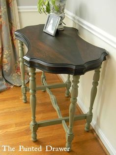 What to look for in vintage furniture to re-purpose.  Hunting for Vintage Treasure :: Hometalk