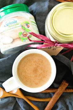 Chai Tea Mix ~ Easy Directions on How To Make Homemade Chai Tea Mix! Perfect for When You Want a Quick Cup of Chai Tea at Home! ~ https://www.julieseatsandtreats.com