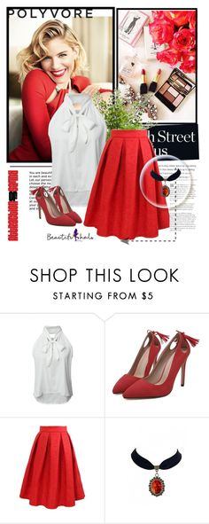 """""""BEAUTIFULHALO 27"""" by julyete ❤ liked on Polyvore featuring vintage and beautifulhalo"""