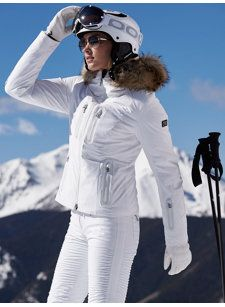 BOGNER Ski Wear | fiola-dtp jacket with fur