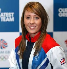 Jade Jones - Welsh Taekwondo Competitor. 2012.