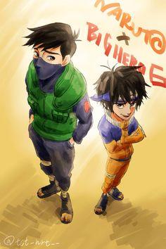Naruto x BH6