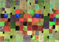 Paul Klee - Northern Town