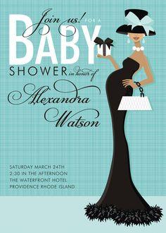 24 Mejores Imágenes De Invitaciones Para Baby Shower